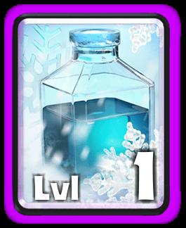 freeze Level 1