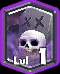 graveyard Level 1