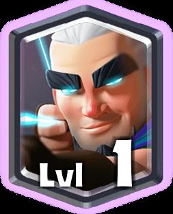 magic_archer Level 1