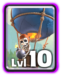 balloon Level 10
