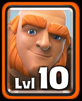 giant Level 10