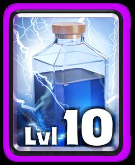 lightning Level 10