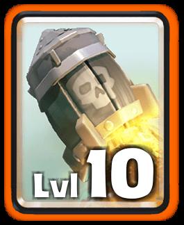rocket Level 10