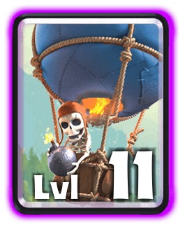 balloon Level 11