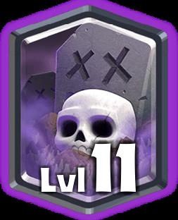graveyard Level 11