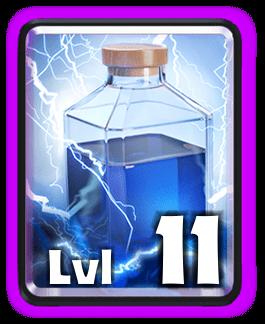 lightning Level 11