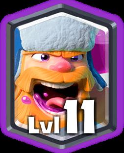 lumberjack Level 11