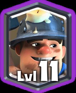 miner Level 11