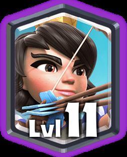 princess Level 11