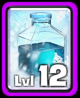freeze Level 12
