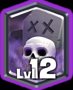 graveyard Level 12