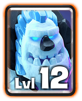 ice_golem Level 12