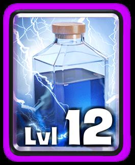 lightning Level 12