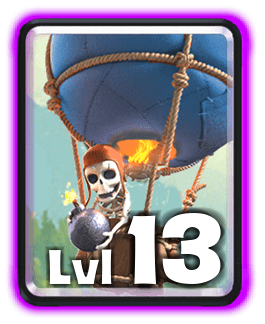 balloon Level 13