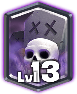 graveyard Level 13