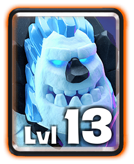 ice_golem Level 13