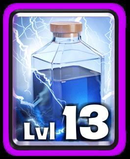 lightning Level 13