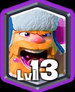 lumberjack Level 13