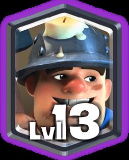 miner Level 13