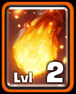 fireball Level 2