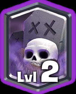 graveyard Level 2