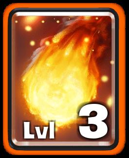 fireball Level 3