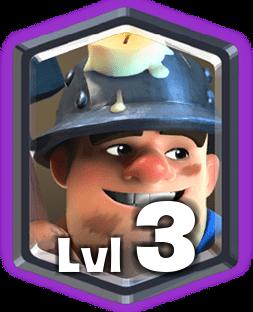 miner Level 3