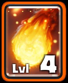 fireball Level 4