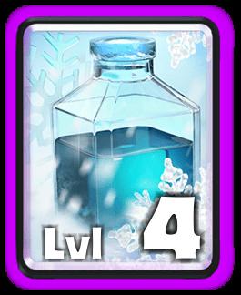freeze Level 4