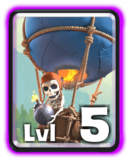 balloon Level 5