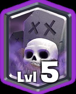 graveyard Level 5
