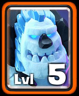 ice_golem Level 5