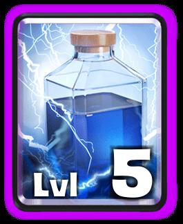 lightning Level 5