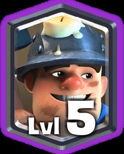 miner Level 5