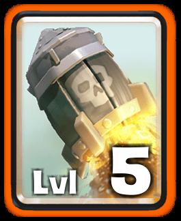 rocket Level 5
