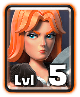 valkyrie Level 5