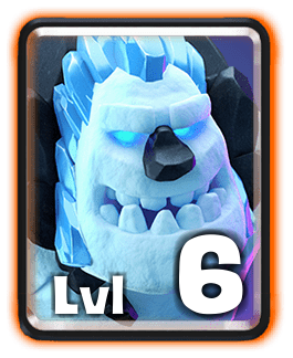 ice_golem Level 6