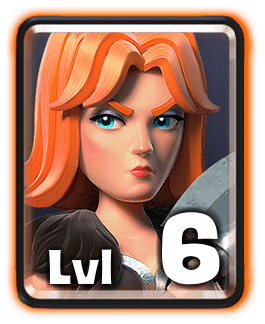 valkyrie Level 6