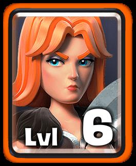 valkyrie Level 6