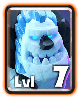 ice_golem Level 7
