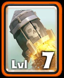 rocket Level 7