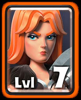 valkyrie Level 7