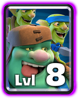 goblin_giant Level 8