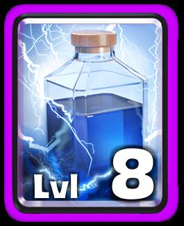 lightning Level 8