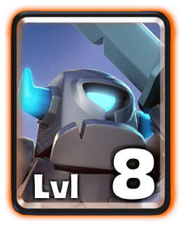 mini_pekka Level 8