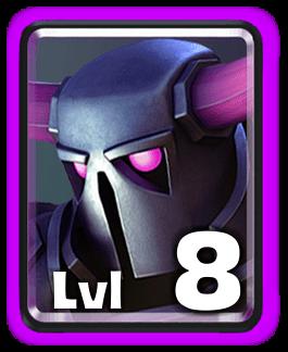 pekka Level 8