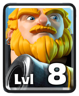 royal_giant Level 8