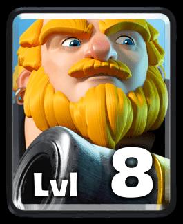 royal_giant Level 8