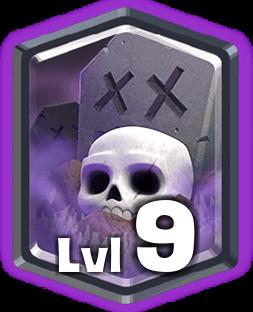 graveyard Level 9