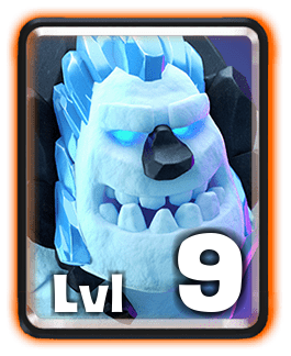 ice_golem Level 9